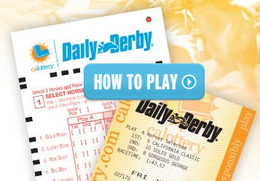 California Daily Derby How to Play