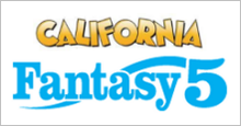 California(CA) Fantasy 5 Most Winning Pairs